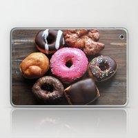 Mmmm Donuts Laptop & iPad Skin