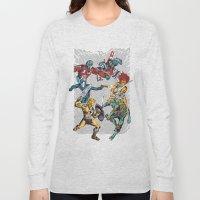 80's Smash Long Sleeve T-shirt