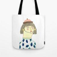 Women. fashion, fashion illustration, fashion print, fashion art, pattern, people,  Tote Bag