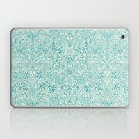 Detailed Floral Pattern … Laptop & iPad Skin