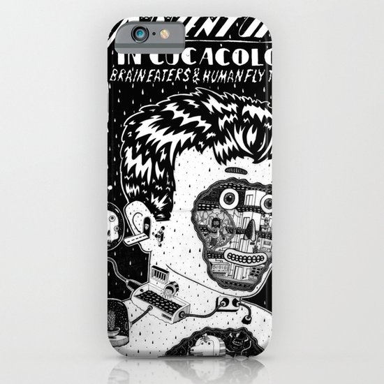 adventures in cucacolor iPhone & iPod Case