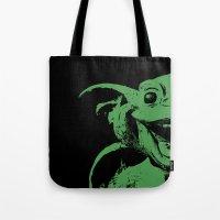 Happy Gargoyle Tote Bag