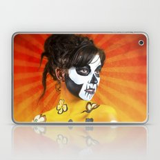 VooDoo Woman Laptop & iPad Skin
