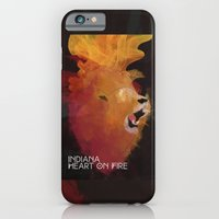 INDIANA - Heart On Fire iPhone 6 Slim Case