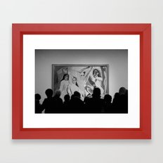 Paoletto. Framed Art Print