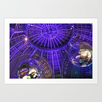 Grand Paleis 1 Art Print