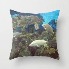 Bahamas Cruise Series 70 Throw Pillow