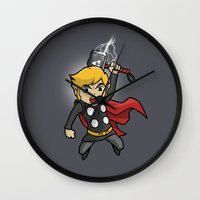 Song of Storms Wall Clock
