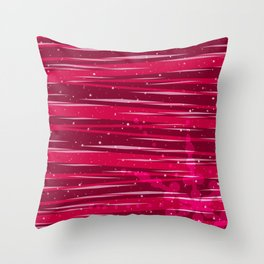 Throw Pillow - Snowstorm - oursunnycdays