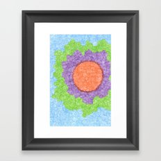CLOISTER Framed Art Print