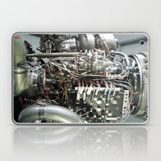 SPACE SHUTTLE ENGINE Laptop & iPad Skin
