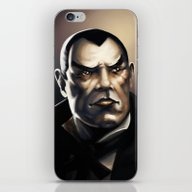The Count iPhone & iPod Skin