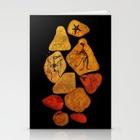 Secret of Amber  Stationery Cards