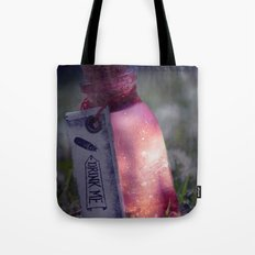 Drink me poison Tote Bag
