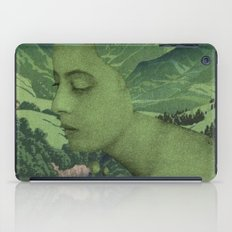 GREEN JEAN iPad Case