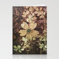 Broken Flowers - For Iph… Stationery Cards