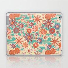 Motivo floral 2 Laptop & iPad Skin