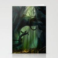 Dark Forest (VACANCY Zin… Stationery Cards