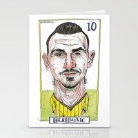 ZLATAN Stationery Cards