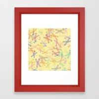 Dragonfly Dragonfly Oh, … Framed Art Print