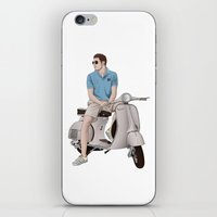 Vespa Lover iPhone & iPod Skin