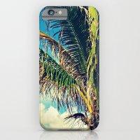 Breezy Beach Palm iPhone 6 Slim Case