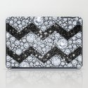 CHEVRON - Diamonds and Stars iPad Case