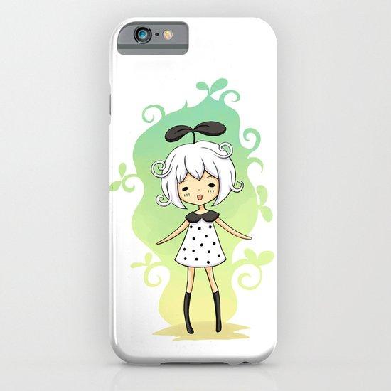 Bean Girl iPhone & iPod Case