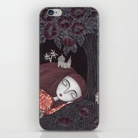 Tree Of Forever Dreams iPhone & iPod Skin
