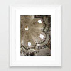 Borromini's Sant'Ivo Framed Art Print