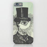 Eyeliner iPhone 6 Slim Case