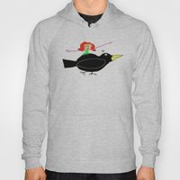 Wimsy And The Crow Hoody