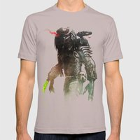 Predator Mens Fitted Tee Cinder SMALL