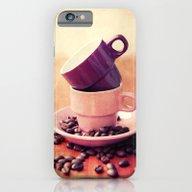 LE CAFE iPhone 6 Slim Case