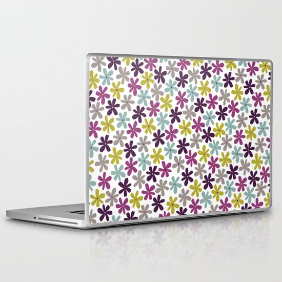 Allium Ditsy Laptop & iPad Skin