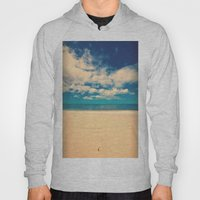 Footprints in the Sand Hoody