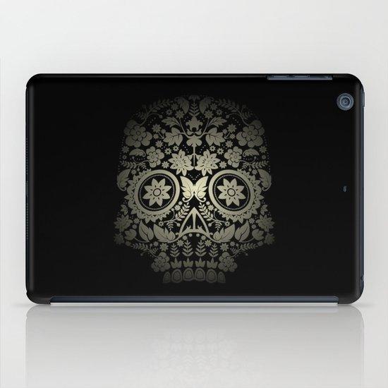 Day of the Dead Skull No.15 iPad Case
