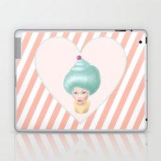 Miss Cupcake Laptop & iPad Skin