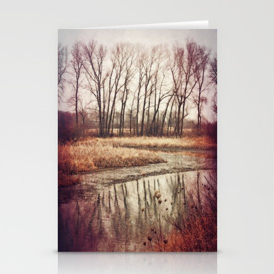Solitude River Stationery Card