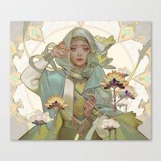 citrine Canvas Print