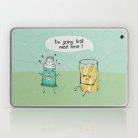 I'm Going First Laptop & iPad Skin