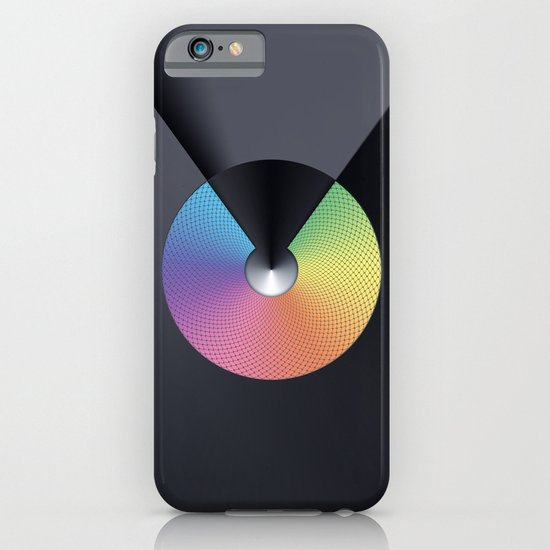 RAINBOW METALS iPhone & iPod Case