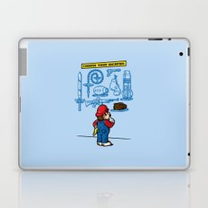 Weapon of Choice Laptop & iPad Skin