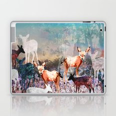 Deer Enchanted Forest  Laptop & iPad Skin
