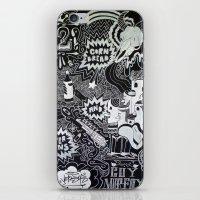 Cornbread And Butternut iPhone & iPod Skin