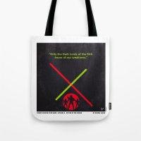 No224 My Star E-II minimal movie poster wars Tote Bag