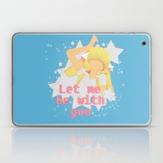 Let Me Be With You Laptop & iPad Skin