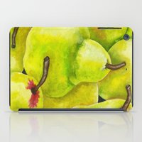 Fresh Pears iPad Case