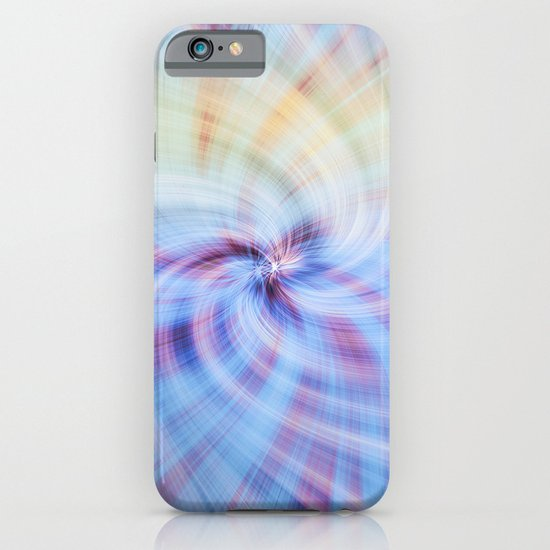 Abstract Twirl iPhone & iPod Case