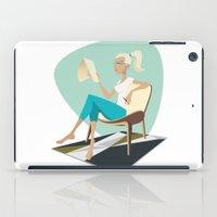 Pesky Little Sketches iPad Case